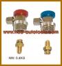 HCB-A5004 R134A LOW & HOCHDRUCK SCHNELLKUPPLUNG