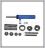 HCB-A1181 SCANIA & VOLVO SPRING PIN METAL BUSH ENTFERNEN / INSTALL SET (hydraulisch)