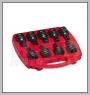 """HCB-B2230 3 / 4 \ """"SQ. DRIVE HEXAGON & SPLINE IMPACT SOCKET BIT KIT (9PCS) (61mm) (14 / 17 / 19 / 21 / 22 / 23 / 24mm / M16 / M18)"""
