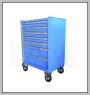 HCB-A2060 TOOL BOX, 7 DRAWERS ROLLER CART (Kugelführung)