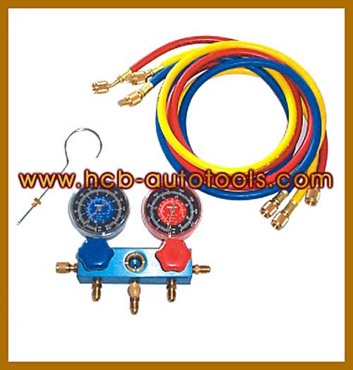 HCB-A5001 R-12 Prüfarmatur SET