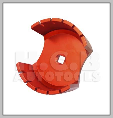 HCB-A1717 VOLVO (V70 (00 -) / S80 / XC90 / S60 / V70 XC (01-) / XC70) Tankdeckel SCHLÜSSEL