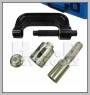 HCB-A7008 HONDA ACCORD AXLE BALL JOINT installer / REMOVER KIT