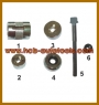 HCB-A1140 Mercedes-Benz ML RV SUSPENSION BUSH Abzieh / Einbau