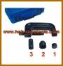 HCB-B1168 Mercedes-Benz (W220 / W211) SUB-FRAME Kugelbolzenabzieher / installer PAT.M 333280