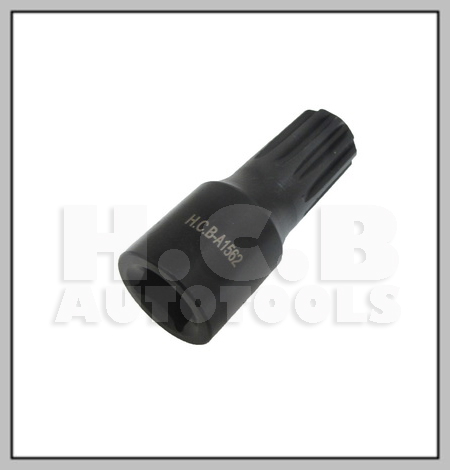 HCB-A1562 DAF (CF) 85 KOMPRESSOR RÜCKSITZ LAGER FIX BOLT-Buchse (11 RIBS)